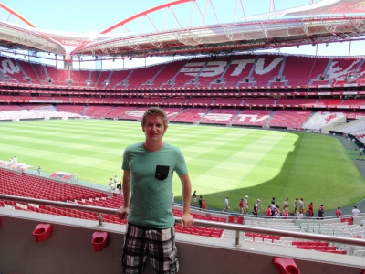 Stadiontour Benfica
