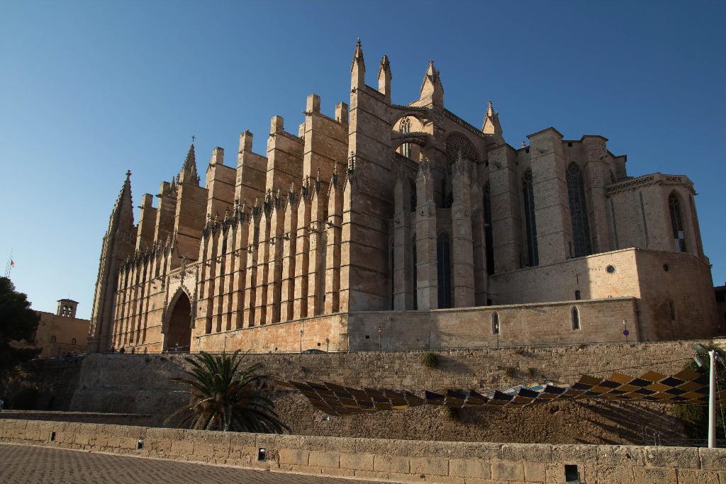 Kathedraal La Seu - Palma de Malorca