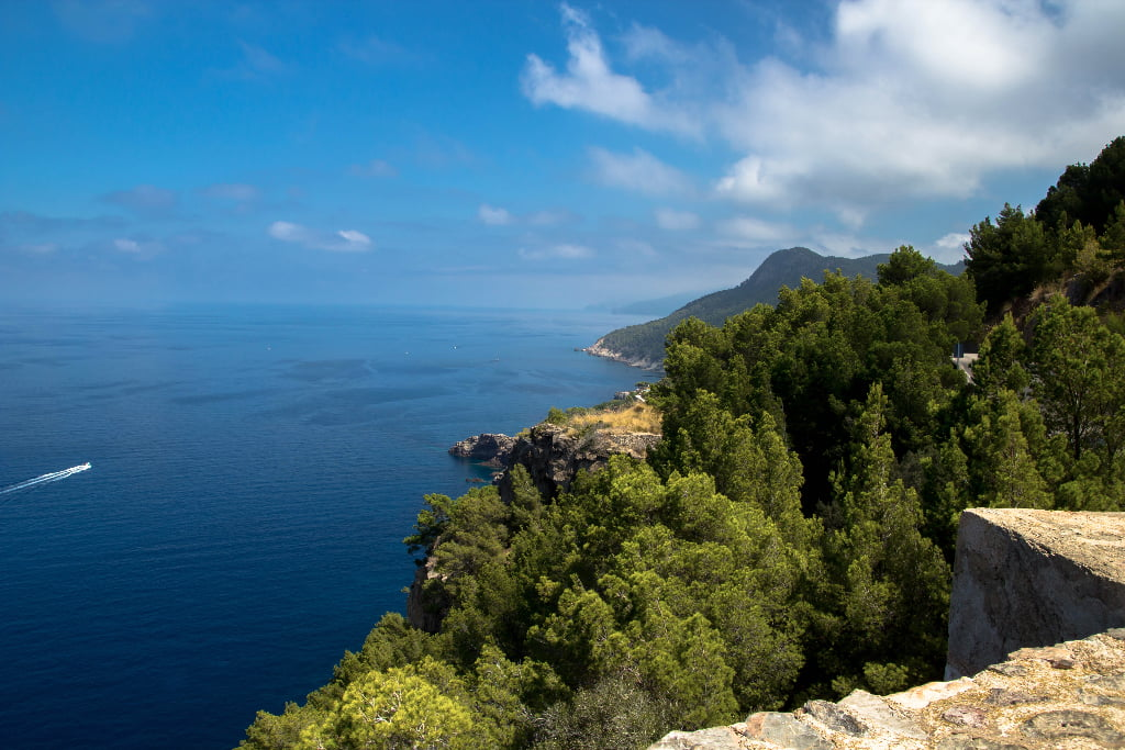 Balearische zee Mallorca