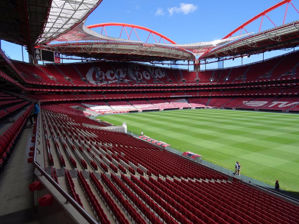 Estadio da Luz - Lissabon, Benfica