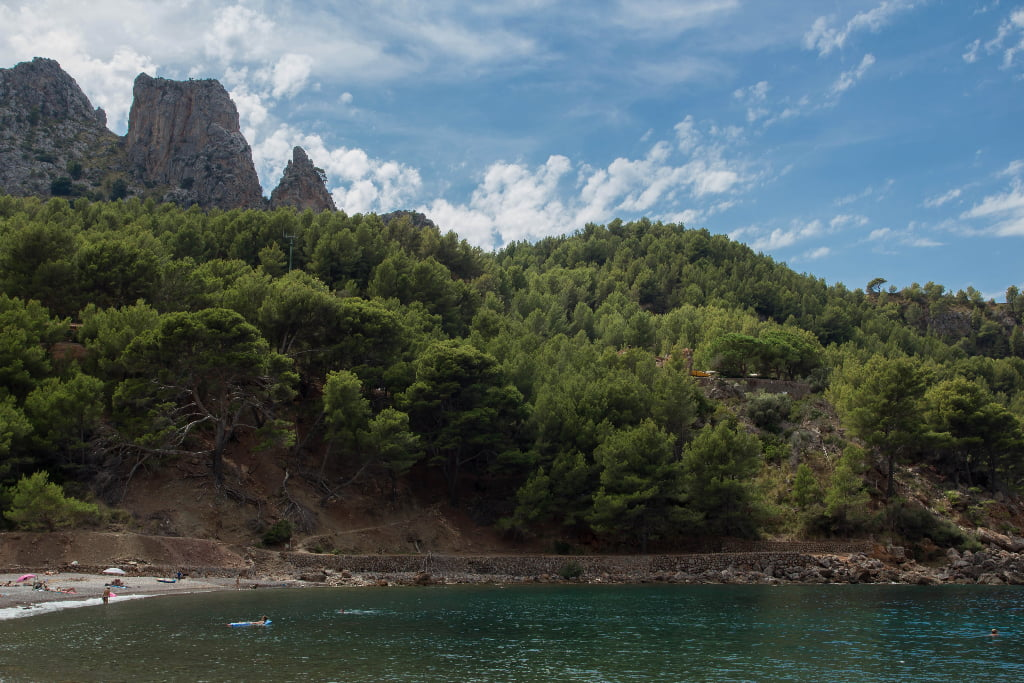 Cala Tuent Beach Mallorca