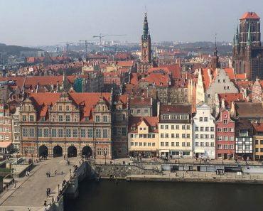 Stedentrip Gdansk vanaf Eelde