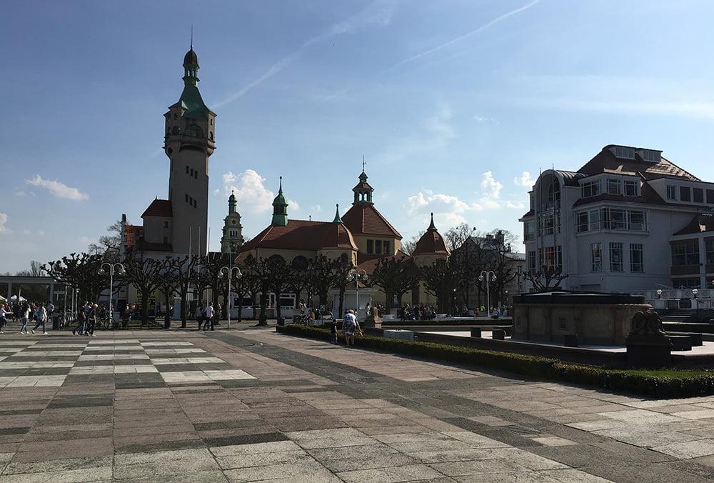 Stedentrip Sopot en Gdansk