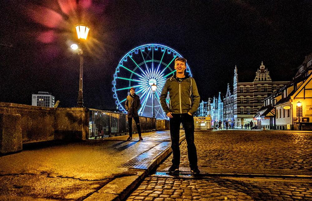stedentrip Gdansk