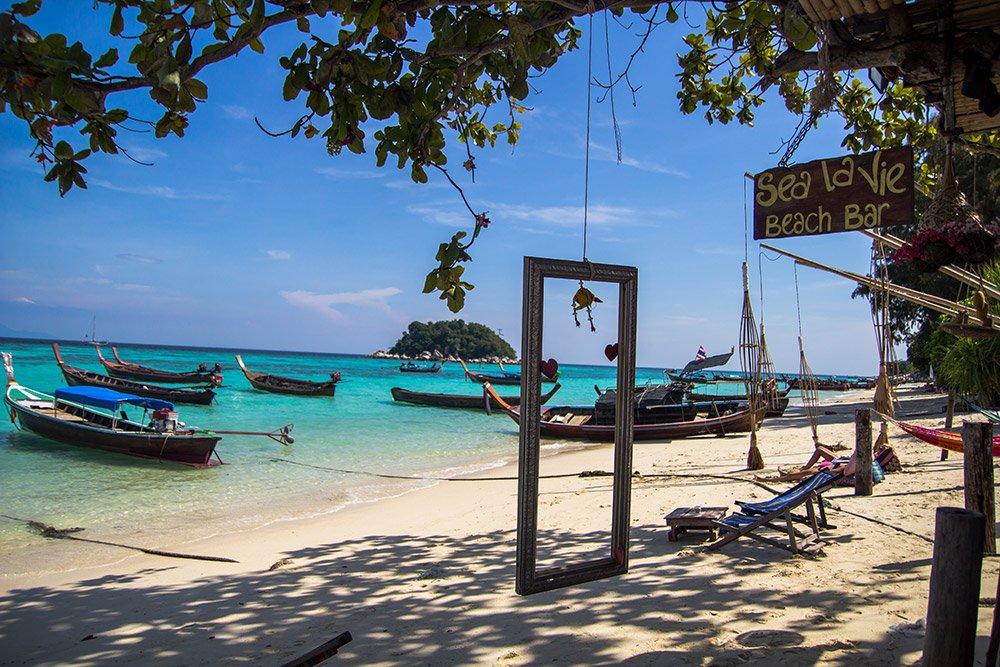 Sea la Vie beachbar Koh Lipe
