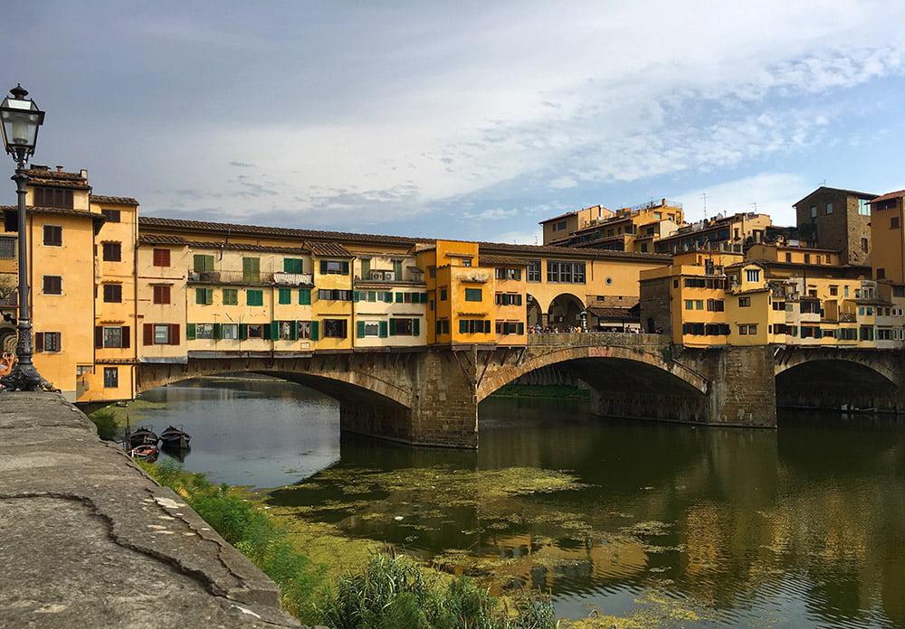 Ponte Vecchio - The Vespa Trip