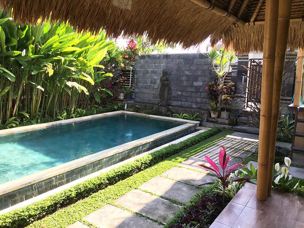 Privé villa Ubud, Bali, met zwembad