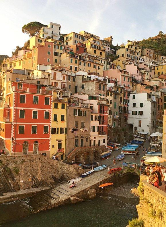Bezoek Cinque Terre
