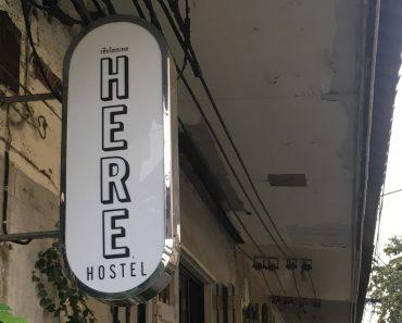 Leukste hostel van Bangkok